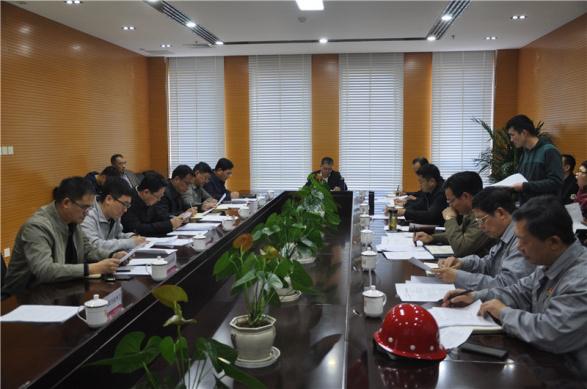 承德市副市长刘宏伟到承德热电公司调研冬季供热准备情况